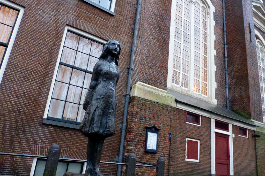 Visiter la Maison Anne Frank - Horaires, tarifs, prix, accès